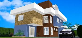 Perspectiva 5 - Casa Saquarema