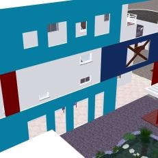 Vista Superior 2 - Casa Serramar
