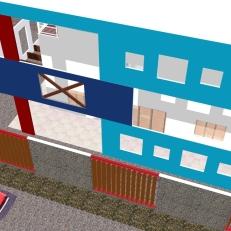 Vista Superior 3 - Casa Serramar