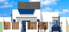 Casa Curitiba - Fachada frontal