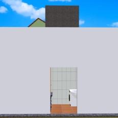 Casa Curitiba - Fachada lateral 2