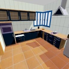 Casa Curitiba - Vista cozinha